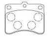 刹车片 Brake Pad Set:GEK: GD1441<br />