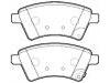刹车片 Brake Pad Set:GEK: GD1446<br />