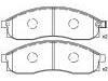 刹车片 Brake Pad Set:GEK: GD1113<br />