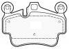 刹车片 Brake Pad Set:GEK: GD3150<br />